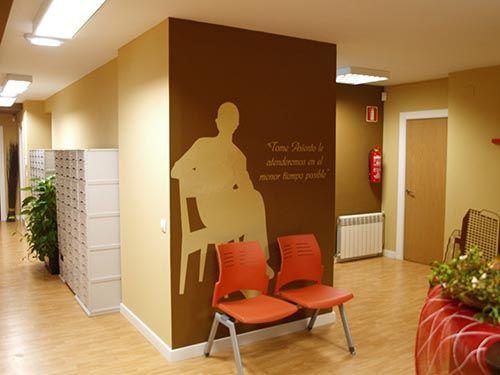 decoración de interiores rotulación en Oviedo